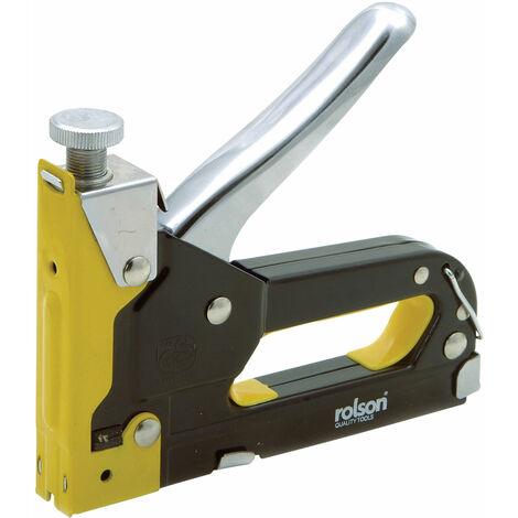 Rolson 44319 3 in 1 Staple Gun