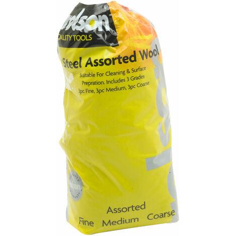 Rolson 60387 Steel Wool