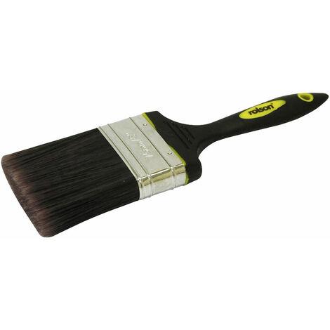 Rolson 61118 Soft Grip Paint Brush 75mm