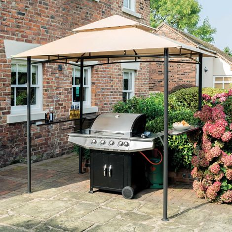 Roma Barbeque Gazebo