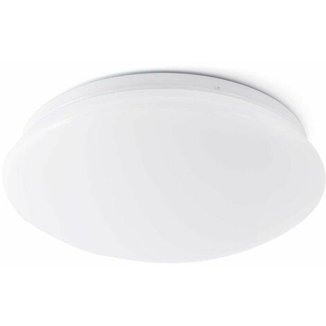 RONDA-P Plafón de techo - Blanco - Pequeño - LED