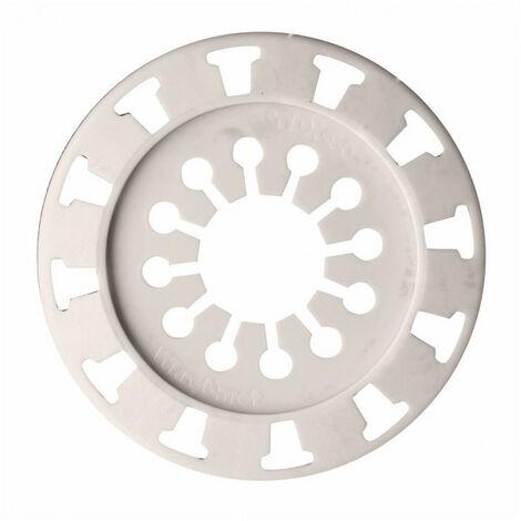Rondelle Ø90mm pour fixation d'isolants FI90 (x250) SCELL-IT