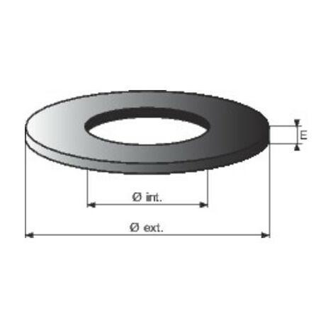 Rondelle caoutchouc pour remplacement de joint soupape