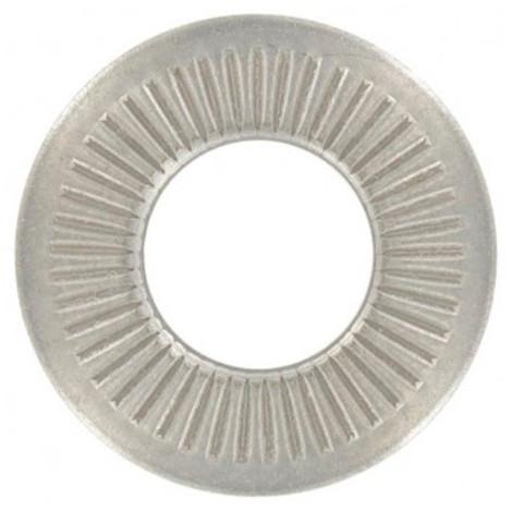 Rondelle contact moyenne M10 mm INOX A2 - Boite de 100 pcs - Diamwood RCOM10A2