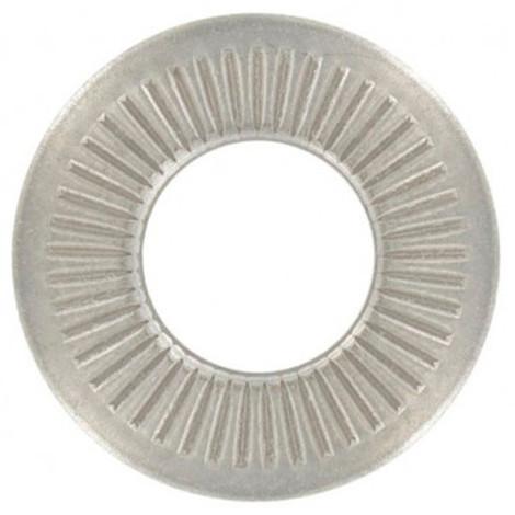 Rondelle contact moyenne M6 mm INOX A4 - Boite de 200 pcs - Diamwood RCOM06A4