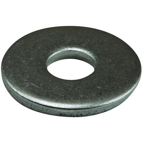 plates inox A2 DIN 9021 2,5 mm 10 Rondelles M10 D ext 30 x Ep int 10,5 x D Fixtout Fixtout