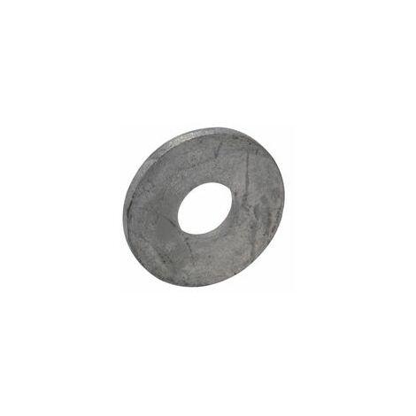 Rondelle diam 20 mm pour boulon de charpentier de 18 mm - Boite de 20 - SIMPSON