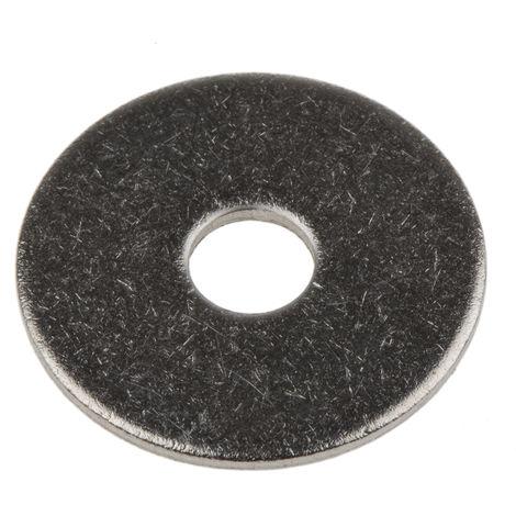 Rondelle Large, Acier Inoxydable A2 304, pour vis M5, diamètre extérieur 25mm