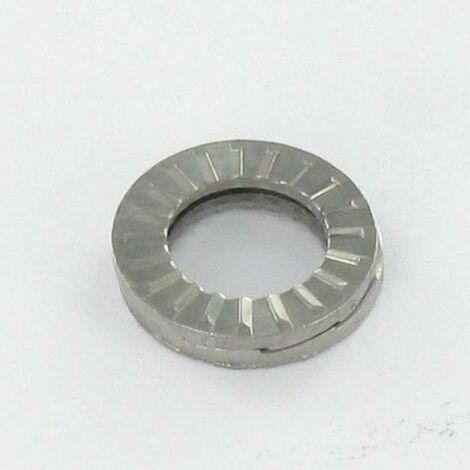 RONDELLE LOCK M16 INOX A4