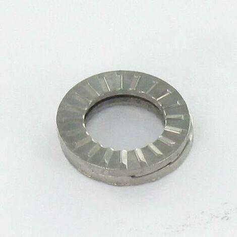 RONDELLE LOCK M20 INOX A4