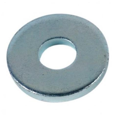 Rondelle plate charpente M16 x 45 x 5 mm Zinguée - Boite de 50 pcs - Diamwood RC16X45X502B