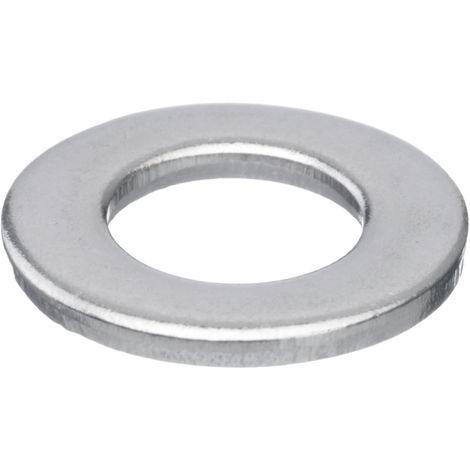 50 pièces rondelles DIN 125 Acier Inoxydable a2 5,3 pour M 5