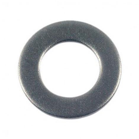 Rondelle plate étroite M10 mm Z INOX A2 - Boite de 100 pcs - Diamwood RPZ10A2