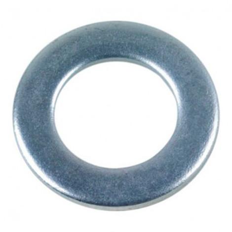 Rondelle plate étroite M10 mm Z Zinguée - Boite de 200 pcs - Diamwood 41001002B