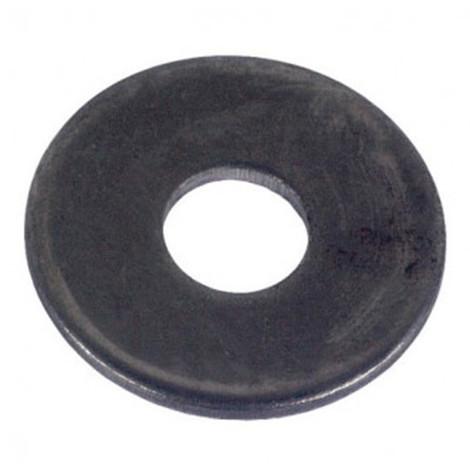 Rondelle plate extra large M10 mm LL Brut - Boite de 100 pcs - Diamwood 44001001B