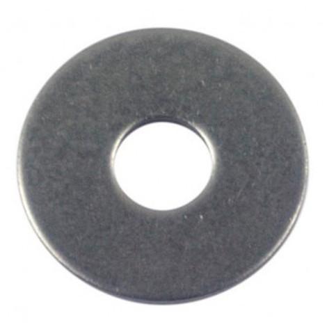 Rondelle plate extra large M10 mm LL INOX A4 - Boite de 100 pcs - Diamwood RPLL10A4