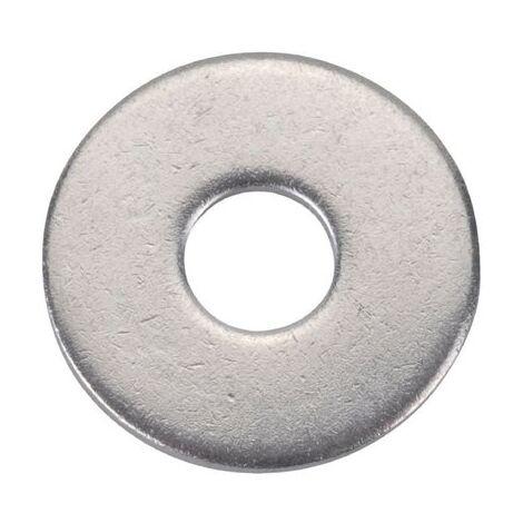 Rondelle plate large inox - Ø 24 mm - Boîte de 25 - Acton