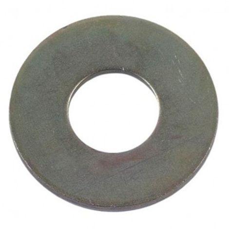 Rondelle plate large M10 mm L Zinguée 200 HBS - Boite de 200 pcs - 4300100CR3B