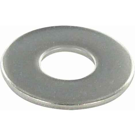 RONDELLE PLATE M10X22X2 M INOX A4
