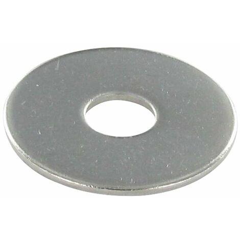 RONDELLE PLATE M10X36X2 LL INOX A4