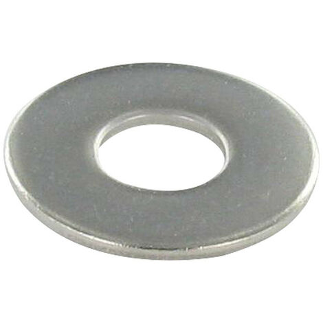 RONDELLE PLATE M12X27X2.5 M INOX A2