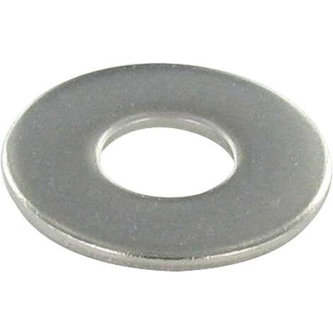 RONDELLE PLATE M12X27X2.5 M INOX A4