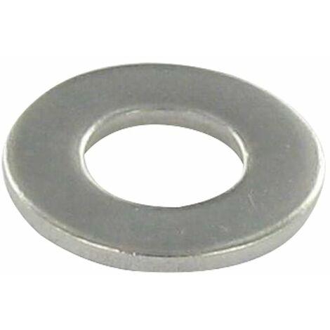 RONDELLE PLATE M12X32X2.5 L INOX A2