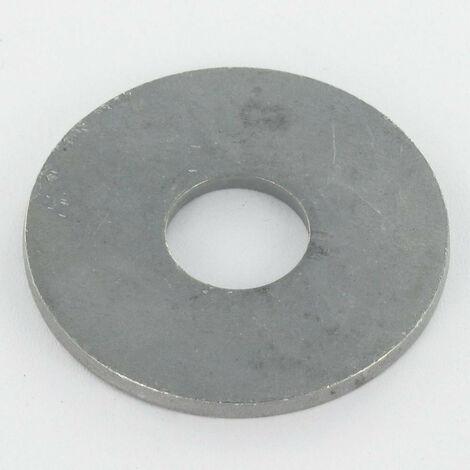 RONDELLE PLATE M16X50X3 LL ACIER GALVANISE A CHAUD