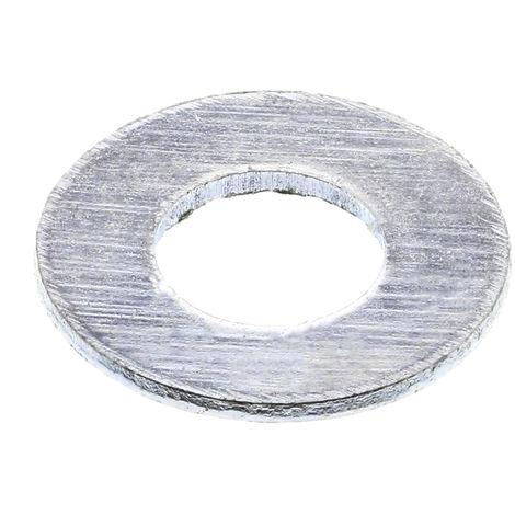 Rondelle plate, M2, Acier, 2.2mm x 5mm, Galvanisé