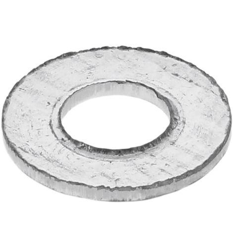 Rondelle plate, M2,5, Acier, 2.7mm x 6.00mm, Galvanisé