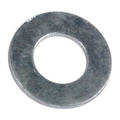 Rondelle plate moyenne M10 mm Galvanisée - Boite de 200 pcs - Diamwood 42001009B