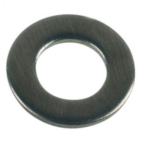 Rondelle plate moyenne M12 mm INOX A2 - Boite de 25 pcs - Diamwood RPM12A2B25