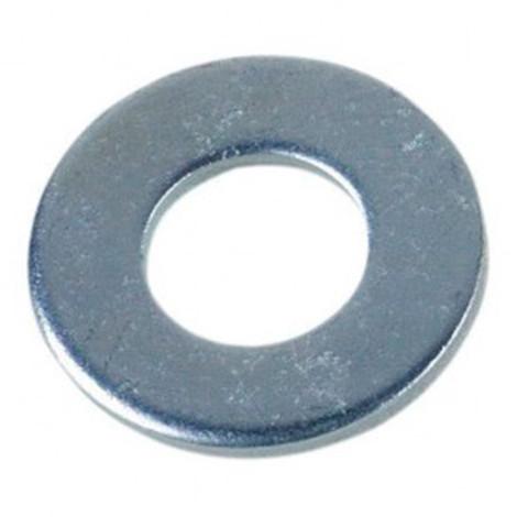 Rondelle plate moyenne M8 mm M Zinguée - Boite de 200 pcs - Diamwood 42000802B - -