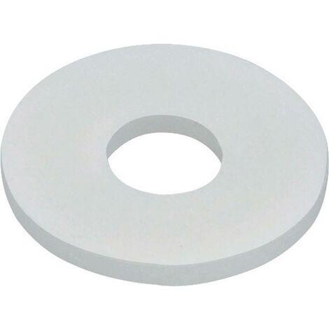 Rondelle TOOLCRAFT 800281 N/A Ø intérieur: 3.2 mm M3 plastique 10 pc(s) C77569