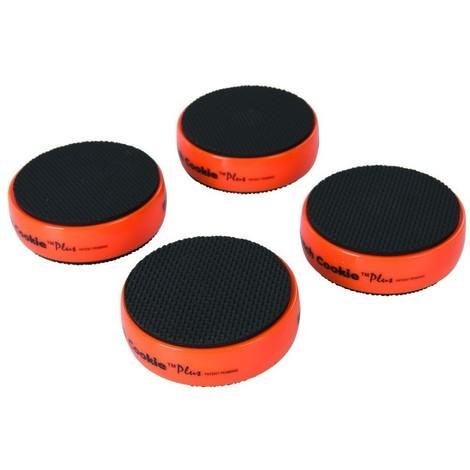 Rondelles Bench Cookies® Plus, 4 pcs