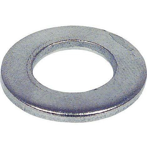 Rondelles inox A4 DIN 125/ISO 7089, diam. 21,0 mm UE 200 pcs
