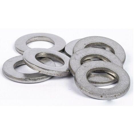 Rondelles plates Étroite (Z) inox A2
