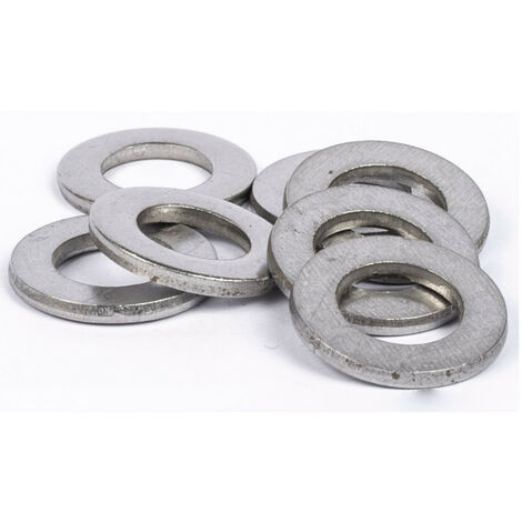 Rondelles plates Etroite (Z)  inox A4
