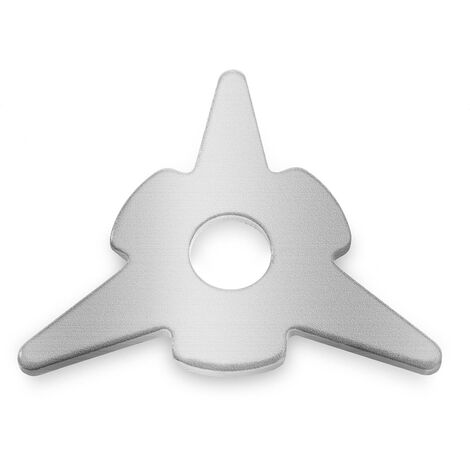 Rondelles Triangulaires - 20 PiŠces - Accessoires Pour Marteau · Inertie - Acier
