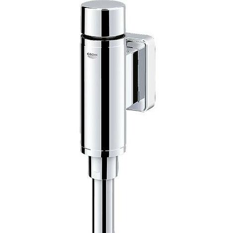 Rondo robinet de chasse pour WC avec vanne d'arrêt