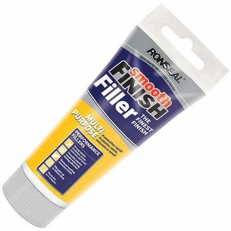 Ronseal 36544 Smooth Finish Multipurpose Wall Filler Ready Mixed 330g
