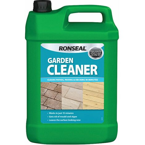 Ronseal 37556 Garden Cleaner 5 litre
