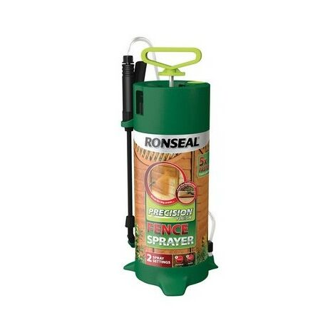 Ronseal 37646 Precision Pump Fence Sprayer