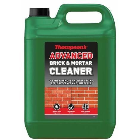 Ronseal 38226 Advanced Brick & Mortar Cleaner 5 Litre