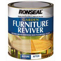 Ronseal Garden Furniture Reviver - 1 Litre