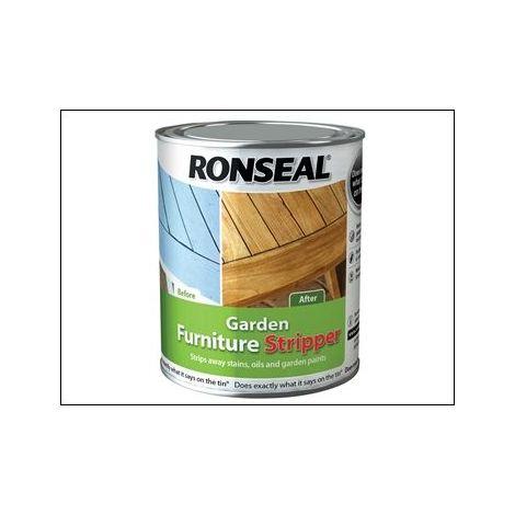 Ronseal Garden Furniture Stripper 750ml