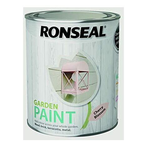 Ronseal Garden Paint Cherry Blossom 750ml
