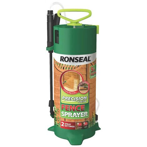 Ronseal Pump Sprayer - 5L
