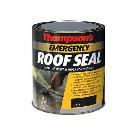 Ronseal 32219 Thompsons Emergency Roof Seal 1 Litre