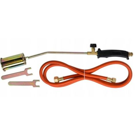 Roofing gas burner single hose lance 250 _1